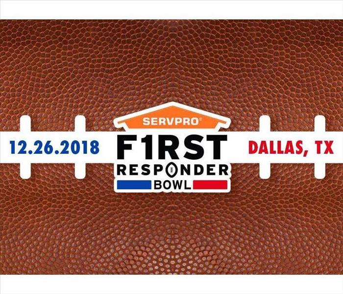 Mark Your Calendars: SERVPRO First Responder Bowl on December 26!