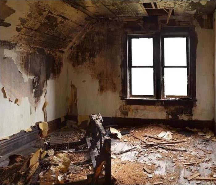 Fire Damage Make the Most of SERVPRO's Fire Damage Restoration Services
