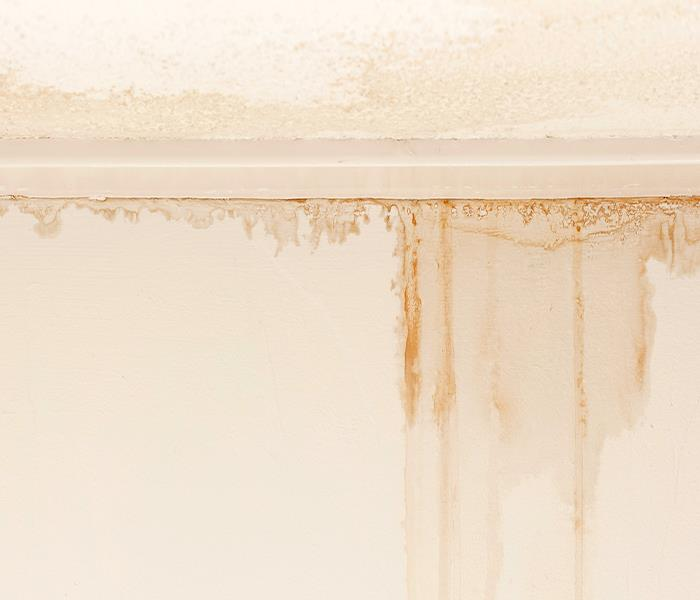 Water Damage Dealing with Water Damage to Your Rental Property